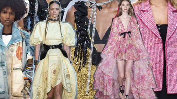 Tendenze moda – primavera estate 2019.