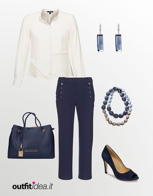 abbigliamento ufficio